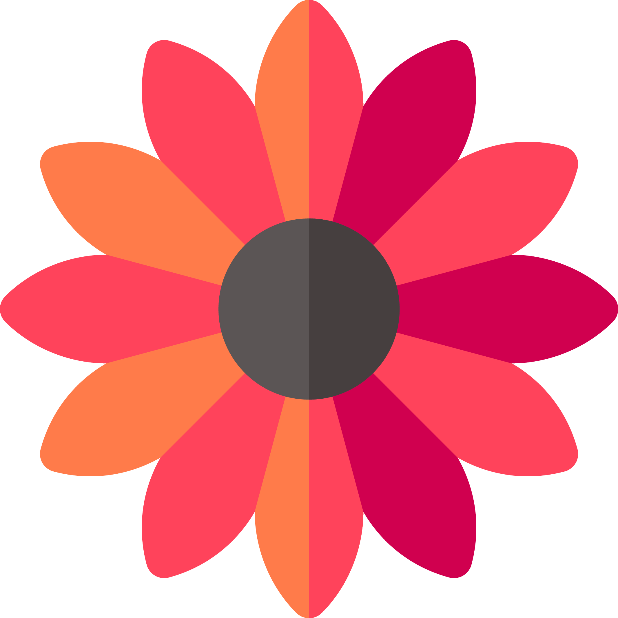 later cancer flower